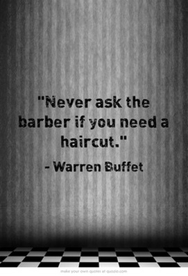 Quote From Warren Buffet